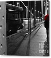 Parallel Speed Canvas Print