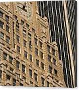 Paramount Building Canvas Print