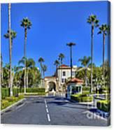 Paramount Movie Studio Hollywood Ca 3 Canvas Print