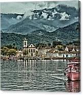 Paraty Bay II Canvas Print