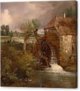Parham Mill Canvas Print