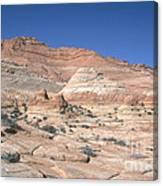 Paria Canyon-vermilion Cliffs Canvas Print