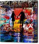 Paris 54 Canvas Print