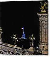 Viva La France Canvas Print