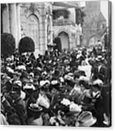 Paris Exposition, 1900 Canvas Print