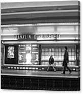 Paris Metro - Franklin Roosevelt Station Canvas Print