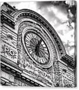 Paris Orleans Canvas Print