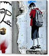 Paris Spraycan 1 Canvas Print