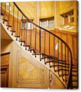 Paris Staircase Canvas Print