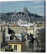 Parisscope Canvas Print