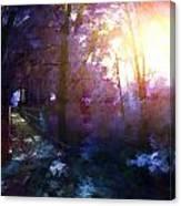 Park Art I Canvas Print