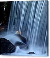 Park City Waterfall Canvas Print