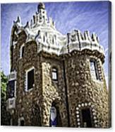 Park Guell - Barcelona - Spain Canvas Print
