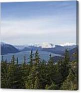 Park Ridge Views Canvas Print