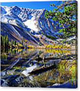Parker Lake California Canvas Print