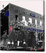 Parkview Hotel Tucson Arizona C. 1908-2011 Canvas Print