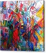 parshat Emor Canvas Print