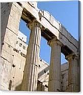 Parthenon 3 Canvas Print