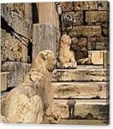 Parthenon 6 Canvas Print