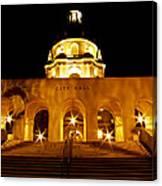 Pasadena City Hall Canvas Print