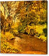 Passage Down The River Canvas Print