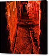 Passage To Hell Canvas Print