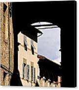 Passage To The Campo Canvas Print