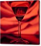Passion Martini Canvas Print