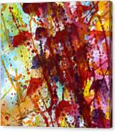 Passion Rising Canvas Print