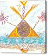 Passionate Path - Passionate Purpose Canvas Print