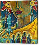 Passionate Soul Canvas Print