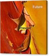 Past Present Future Canvas Print