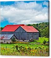 Pastoral Ontario 2 Canvas Print