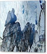 Patagonia Glaciar Perito Moreno 3 Canvas Print