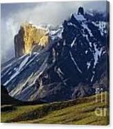 Patagonia Magical Space Canvas Print