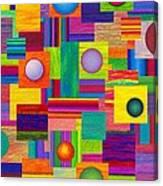 Patches Canvas Print