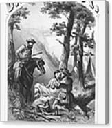Patent Medicine, 1861 Canvas Print