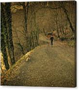 Path Iv Canvas Print