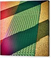 Path Of Shadows Canvas Print