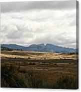 Path Of The Pioneers - Split Rock - Jeffrey City - Wyoming Canvas Print
