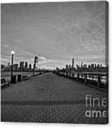 Path To Manhattan Canvas Print