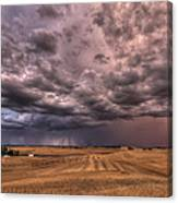 Path To The Storm Canvas Print
