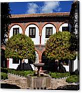 Patio Del Museo Cordobes De Bellas Canvas Print