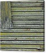 Patriotic Barn Canvas Print