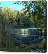 Patsiliga Creek Falls Canvas Print