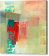 Pattern Study #2 Canvas Print