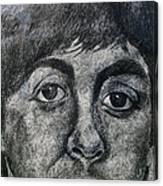 Paul Mccartney Canvas Print