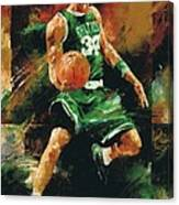 Paul Pierce Canvas Print
