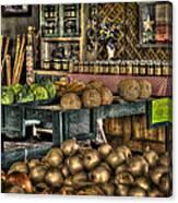 Pavlock Farms Canvas Print