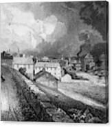 Pawtucket, Rhode Island Canvas Print